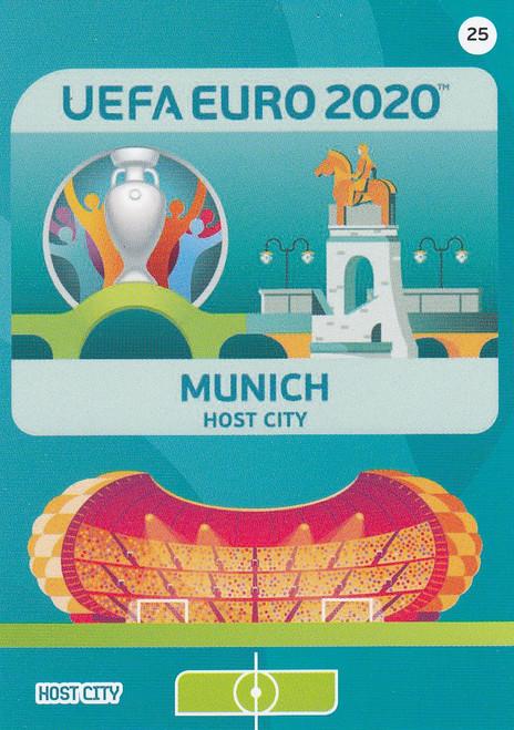 #25 Munich (Germany) Adrenalyn XL Euro 2020 HOST CITY