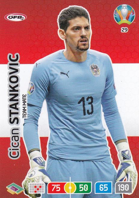 #29 Cican Stankovic (Austria)  Adrenalyn XL Euro 2020