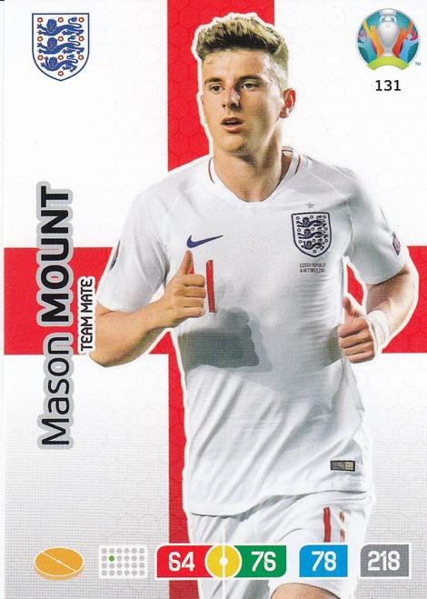 #131 Mason Mount (England) Adrenalyn XL Euro 2020