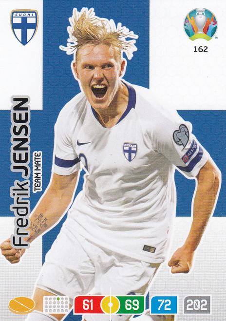 #162 Fredrik Jensen (Finland) Adrenalyn XL Euro 2020
