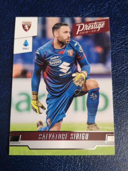 TORINO Salvatore Sirigu Panini Chronicles 2019-20 Prestige Base Card