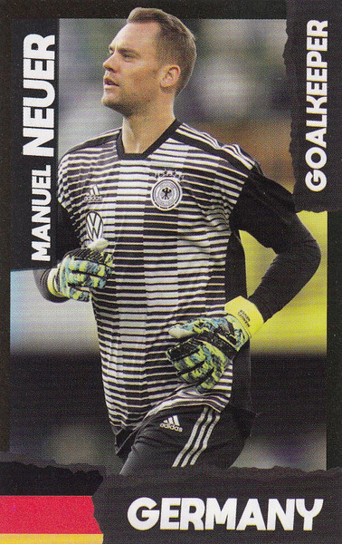 Manuel Neuer (FC Bayern Munchen/ Germany) Kick Magazine Top Teammates