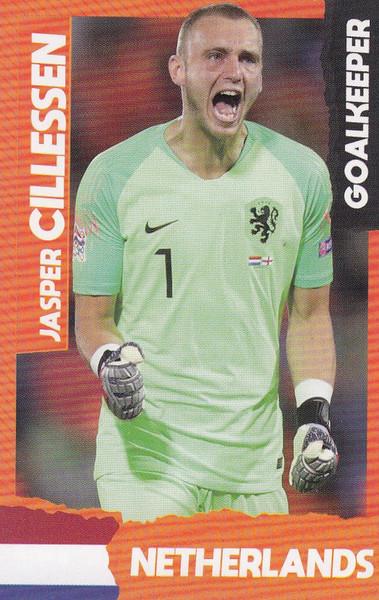 Jasper Cillessen (Valencia/ Netherlands) Kick Magazine Top Teammates