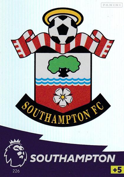 #226 Club Badge (Southampton) Adrenalyn XL Premier League 2020/21