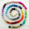 100% Wool Felt Balls - 100 Count - 2cm - Pick & Mix - choose from 90 colours