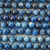 High Quality Grade A Natural Kyanite Semi-precious Gemstone Round Beads 4mm 6mm, 8mm, 10mm