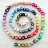 100% Wool Felt Balls - 100 Count - 1.5cm - Pick & Mix - choose from 90 colours