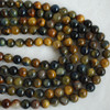 High Quality Grade A Natural Golden Pietersite Gemstone Round Beads 4mm, 6mm, 8mm, 10mm sizes
