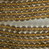 High Quality Grade A Natural Lemon Quartz Semi-precious Gemstone Round Beads - 4mm, 6mm, 8mm, 10mm sizes