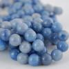 High Quality Grade A Natural Blue Aventurine Semi-Precious Gemstone Round Beads - 4mm, 6mm, 8mm, 10mm