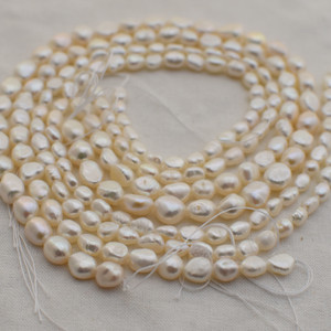 Pearl Baroque Beads