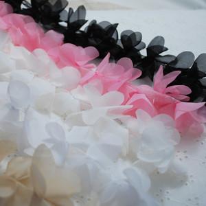 3D Flower Lace