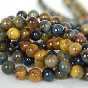Pietersite Beads