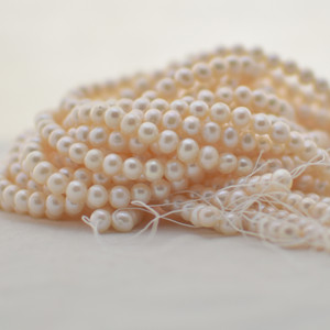 Pearl Round / Potato Beads