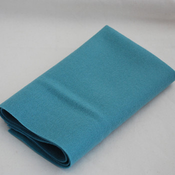 100% Wool Felt Fabric - Approx 1mm Thick - Dusty Light Blue