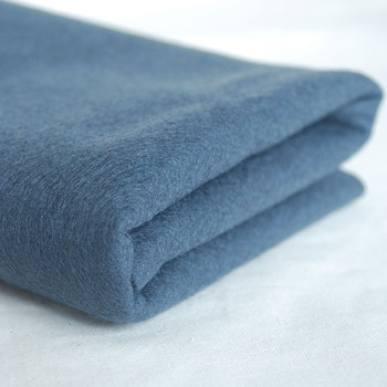 100% Wool Felt Fabric - Approx 1mm Thick - Charcoal Grey