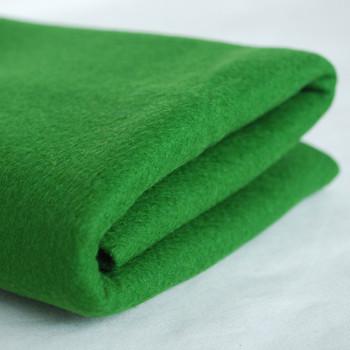 100% Wool Felt Fabric - Approx 1mm Thick - Dark Spring Green
