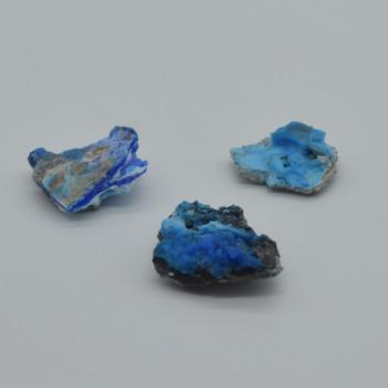 Raw Natural Gibbsite Gemstone sample / specimen rock - 1-4 count - 12.5 grams #14