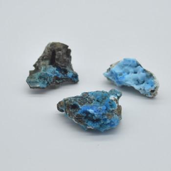 Raw Natural Gibbsite Gemstone sample / specimen rock - 1-4 count - 14.8 grams #15