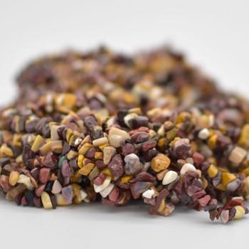"""Natural Mookite Mookaite  Beads Chips - 36"""" Strand"""