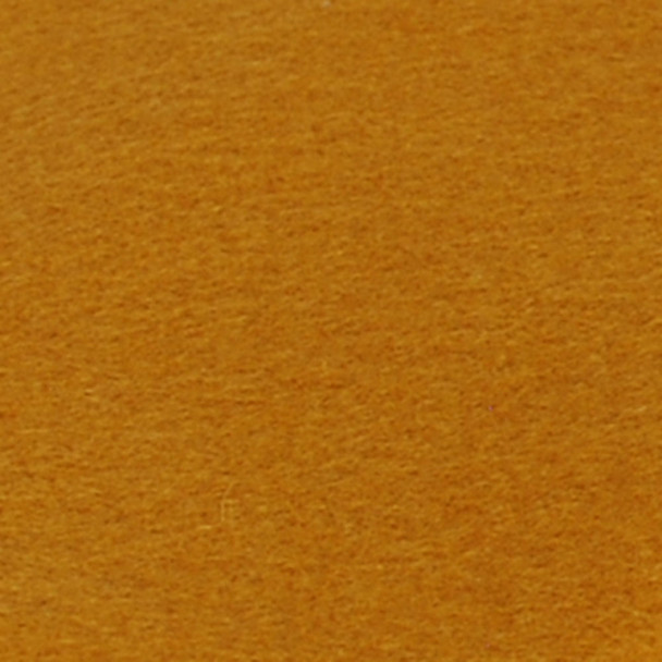 100% Wool Felt Fabric - Approx 1mm Thick - Deer Brown - 40cm x 50cm