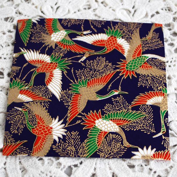 patterned washi paper