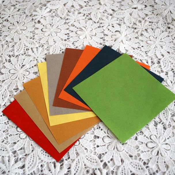 Plain washi paper