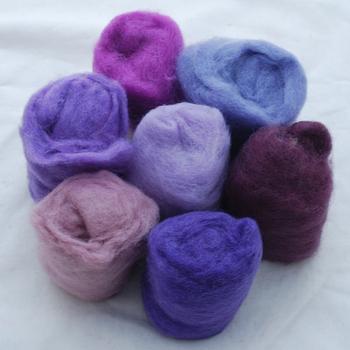 Wool Felt - Wool Roving