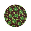 Multi Dots Green & Lime