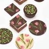 Chocolate Template (Chablon) Squares