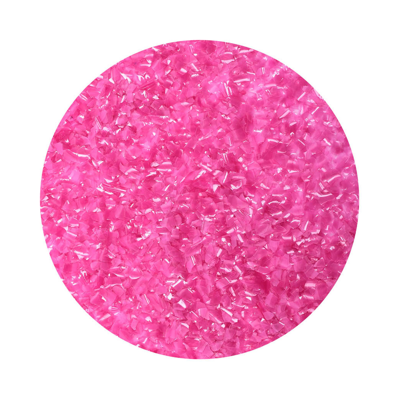 Edible Crafting Glitter - Pink 5g