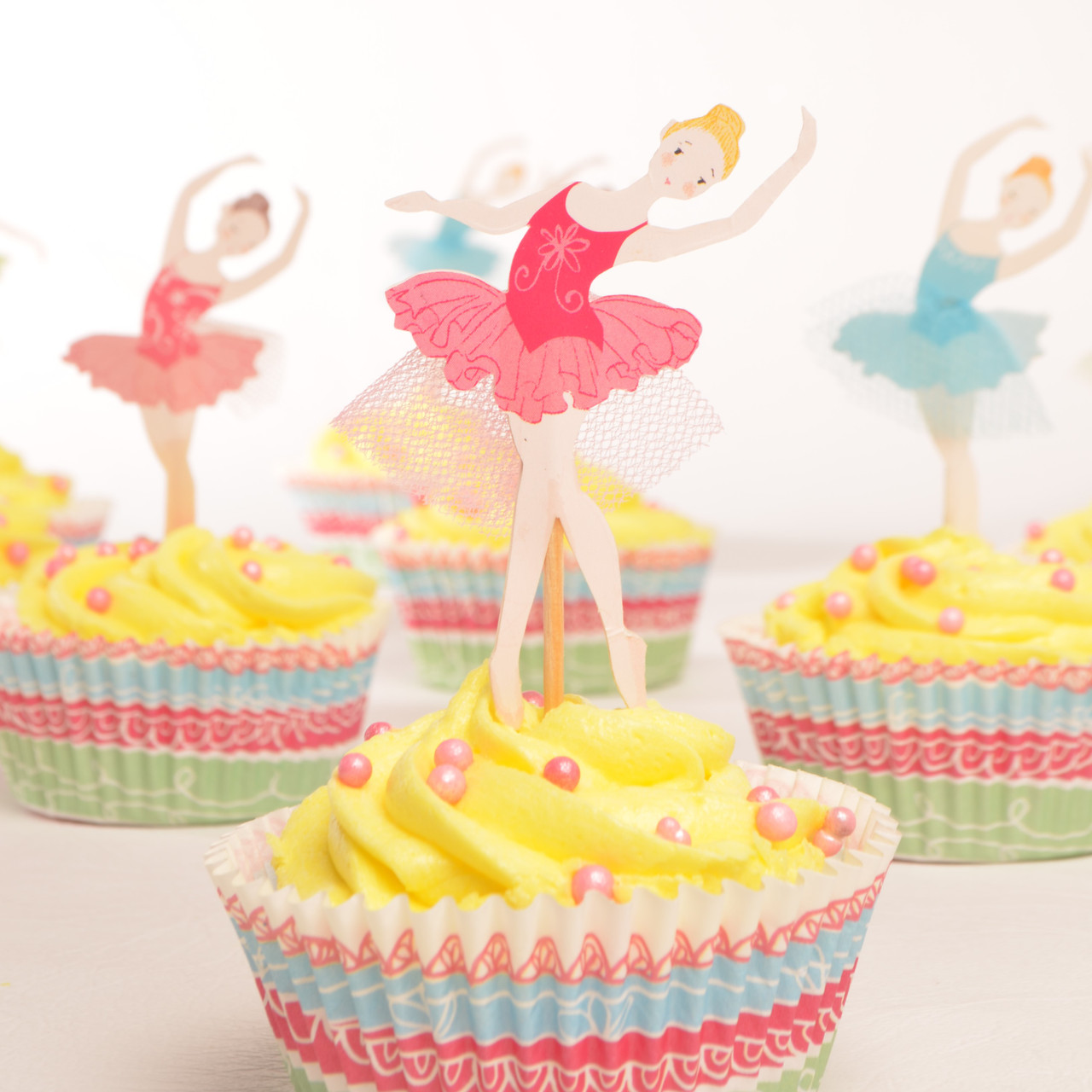 Boredom Buster Set - Cupcake Party