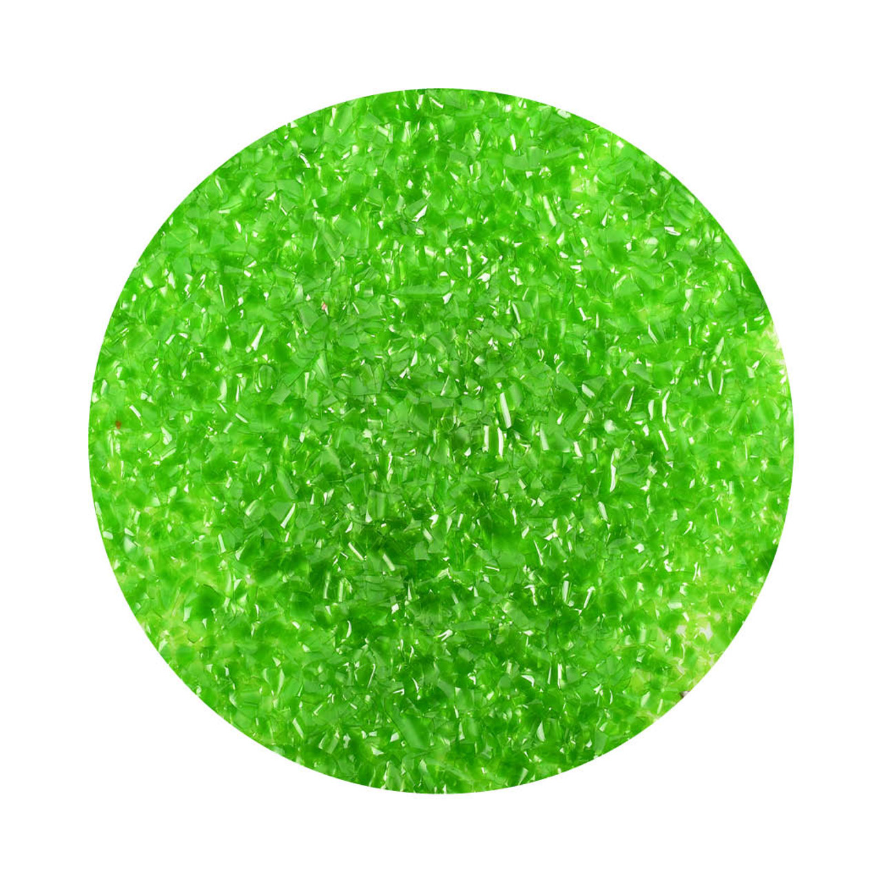 BULK 200g - Edible Crafting Glitter - Green