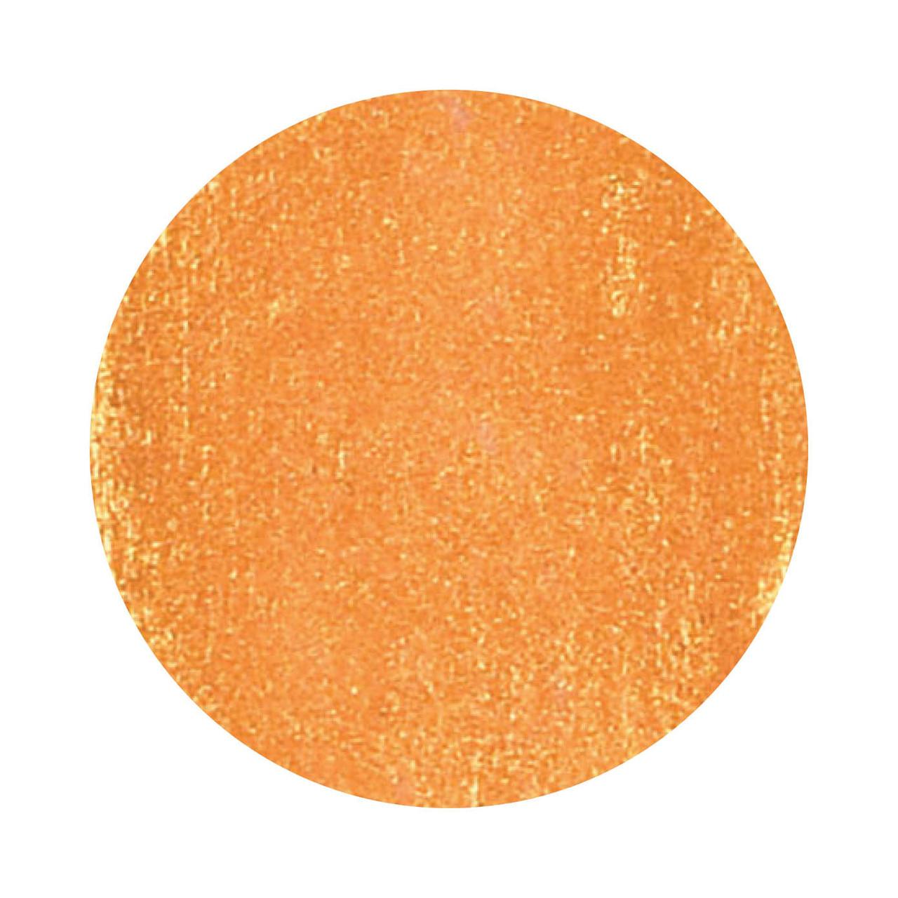 Gold Polish on fondant
