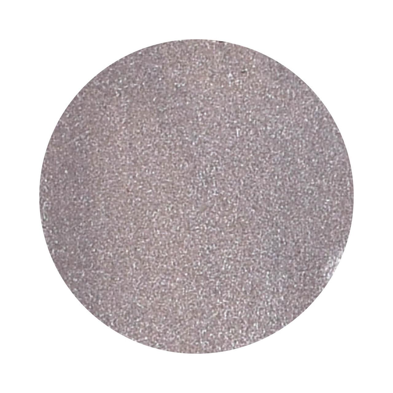 Dark Silver on fondant