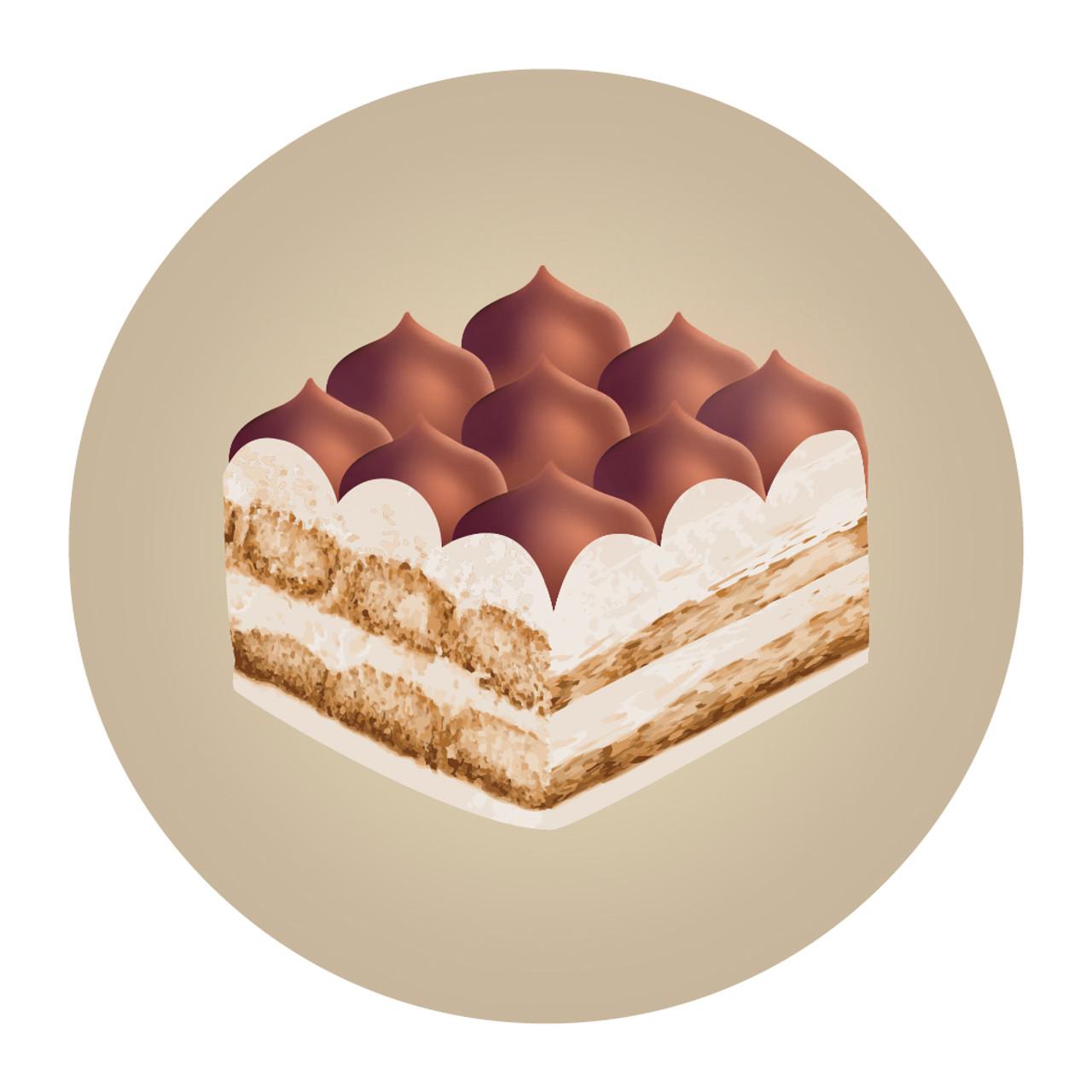 1 Litre -Tiramisu Flavoured Food Colouring