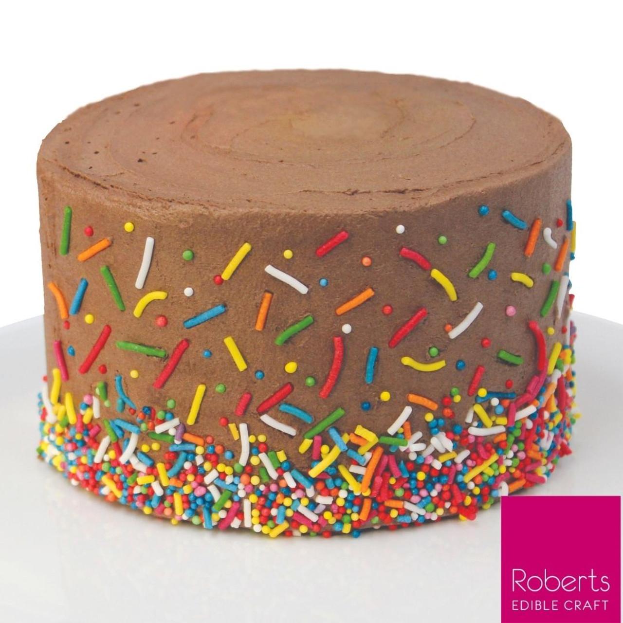Chocolate Cake Kit - Sprinkles Included