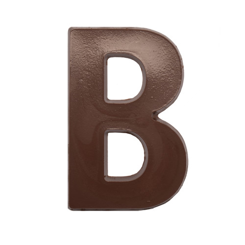Jumbo Letter Mould B