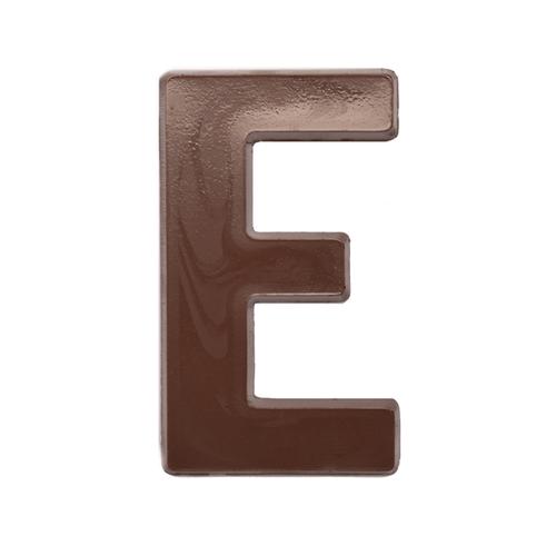 Jumbo Letter Mould E