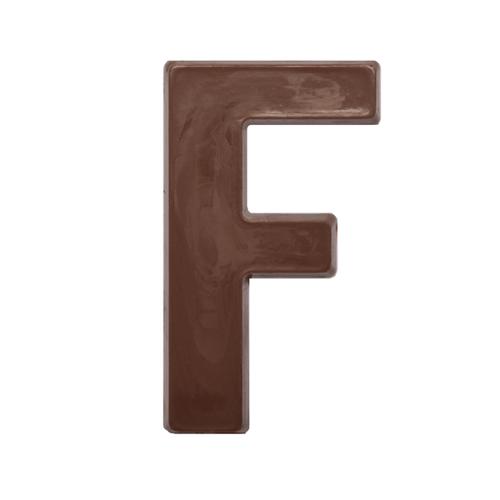 Jumbo Letter Mould F