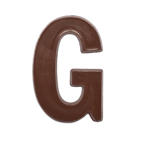 Jumbo Letter Mould G