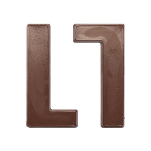 Jumbo Letter Mould L