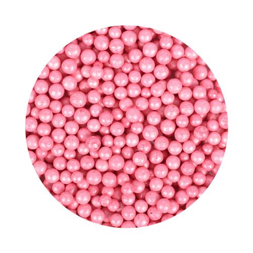 3.5mm Pink Pearlised Pearl swatch