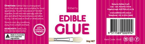 80g  Edible Glue
