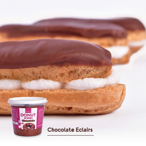 Donut Icing Chocolate 450g
