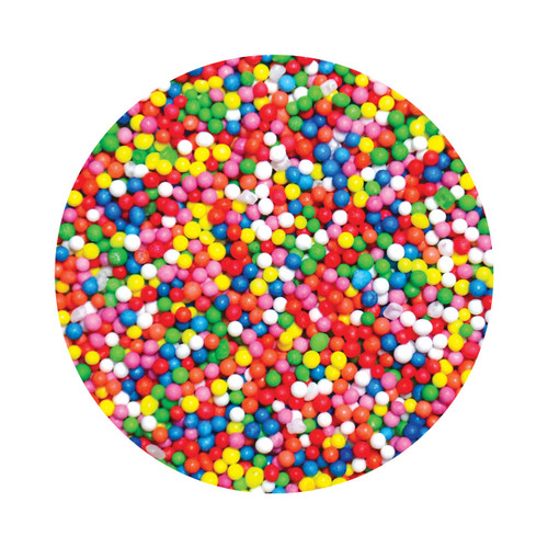 Non Pareils 120g Rainbow Mix Sprinkles