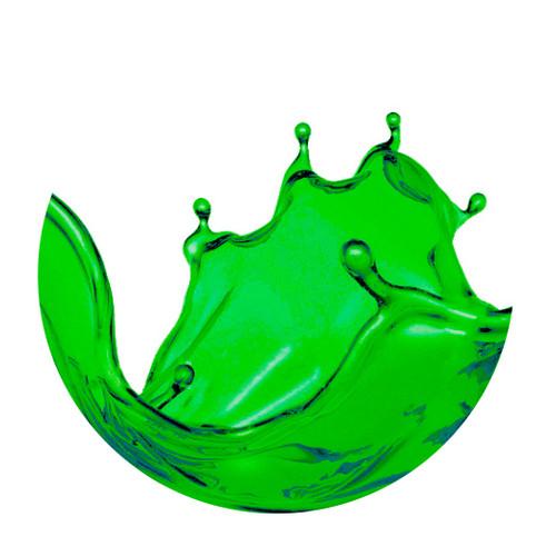 1 Litre - Green Apple   Flavour  Colour