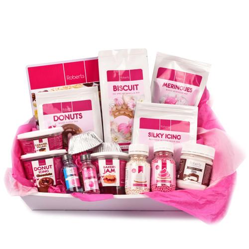 Gift Hamper Pack - Cake & Cupcakes