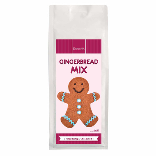 Gingerbread  Biscuit  Mix 1kg