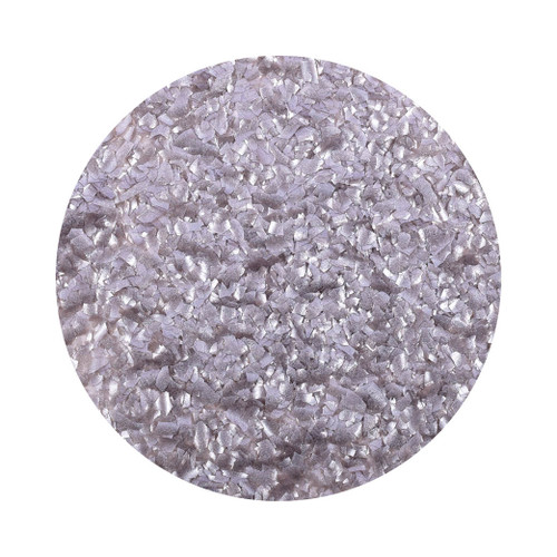 Edible Crafting Glitter - Silver 5g